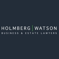 Attorney Holmberg Watson Business Lawyers Toronto in Toronto ON