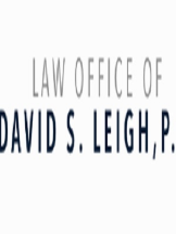 Attorney David S. Leigh in New York NY