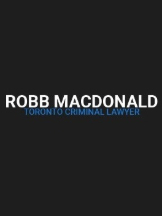Attorney Robb MacDonald in Toronto ON