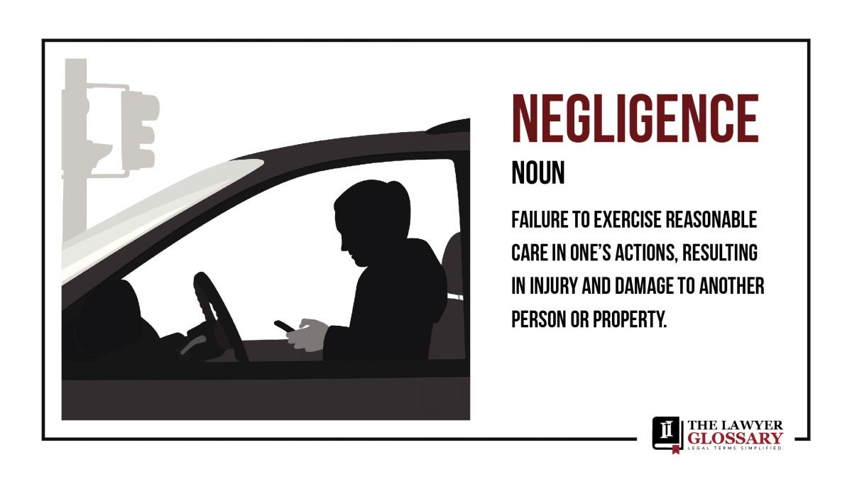 "The Legal Term of the Day: ""Negligence"""