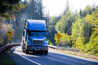 What Causes Big Rig Jackknife Accidents?